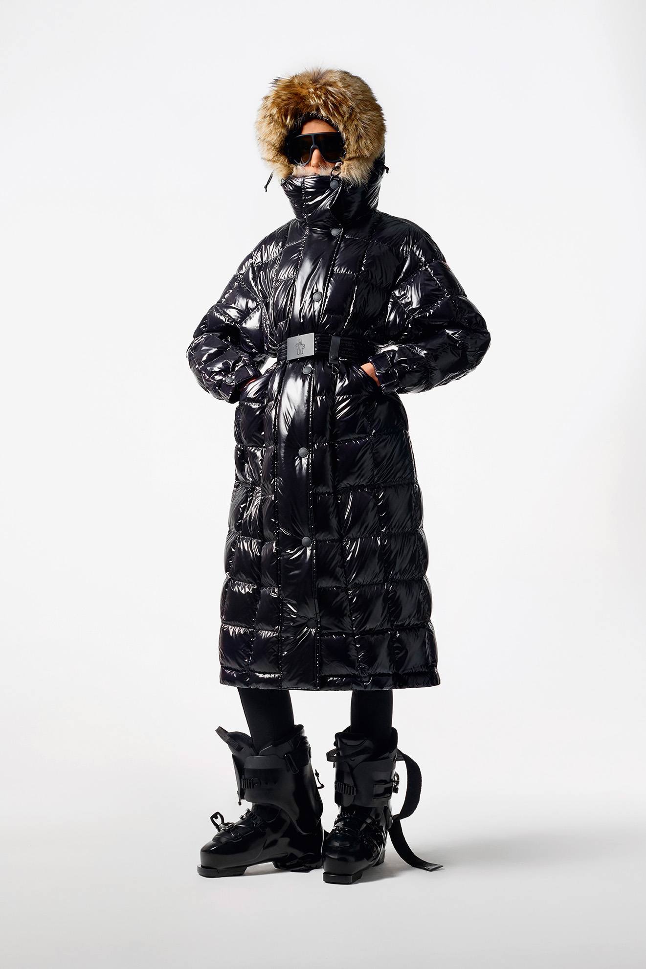Moncler Grenoble Goes High Fashion For Winter 2020