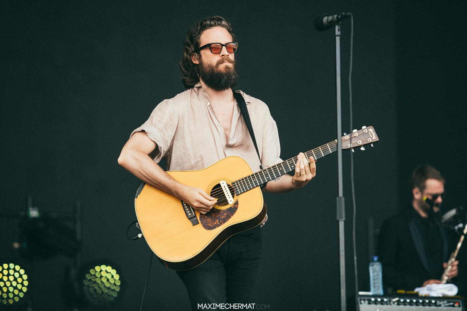 Father John Misty, We Love Green (Credit: Maxime Chermat)