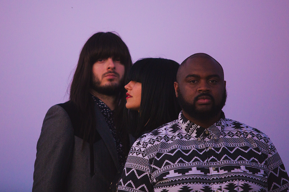 Khruangbin (Credit: Mary Kang)