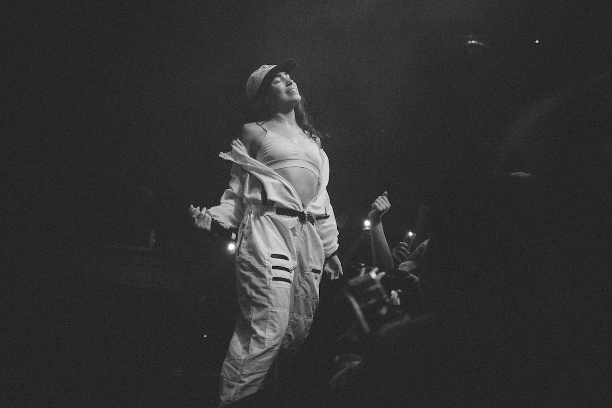 Princess Nokia (Credit: Vicky Grout)