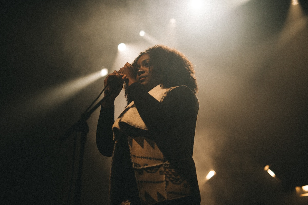 Noname, Village Underground (Credit: Vicky Grout)