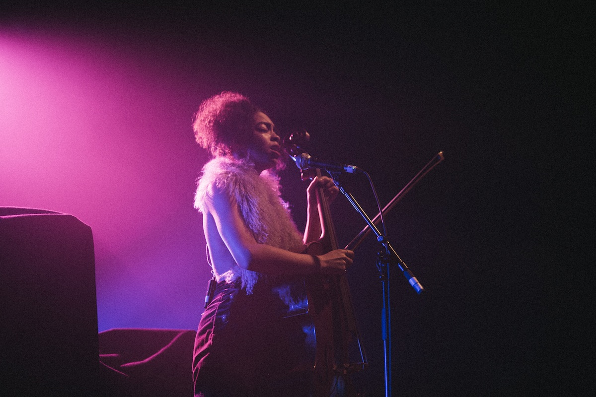 Kelsey Lu, Electric Brixton (Credit: Vicky Grout)
