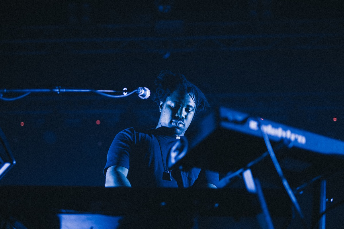 Sampha, Electric Brixton (Credit: Vicky Grout)