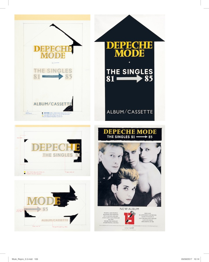 'Depeche Mode: The Singles 81 - 85'