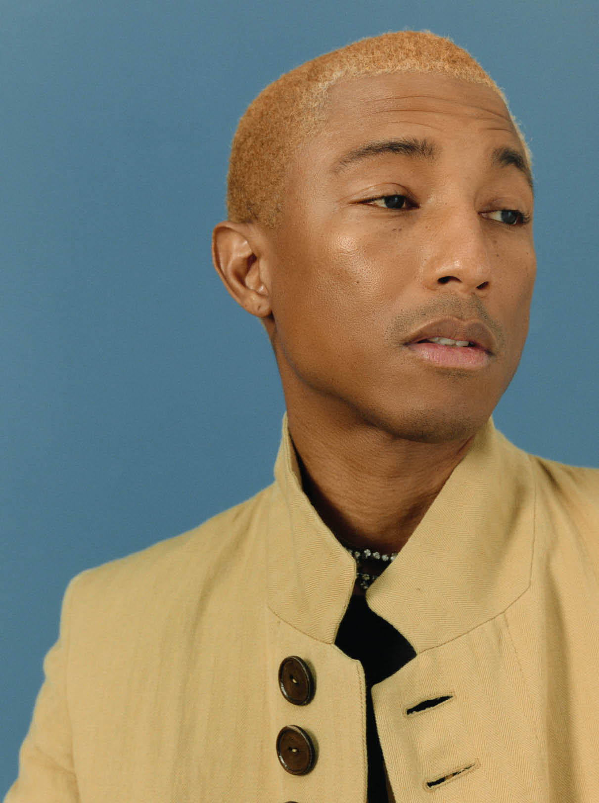 Pharrell Williams (Credit: Yann Faucher)