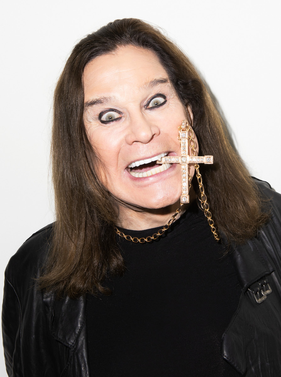 Ozzy Osbourne (Photo: Elliott Morgan)