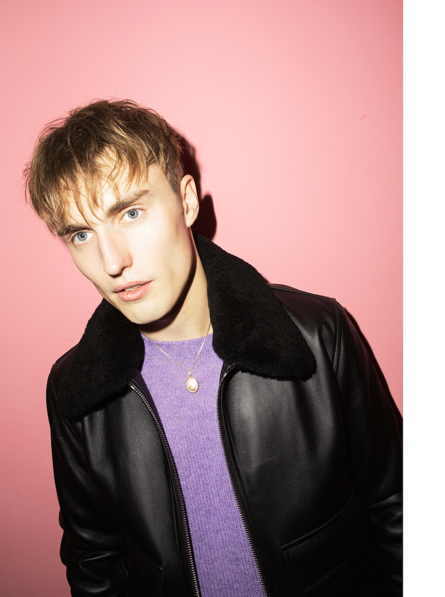Sam Fender (Photo: Elliott Morgan)