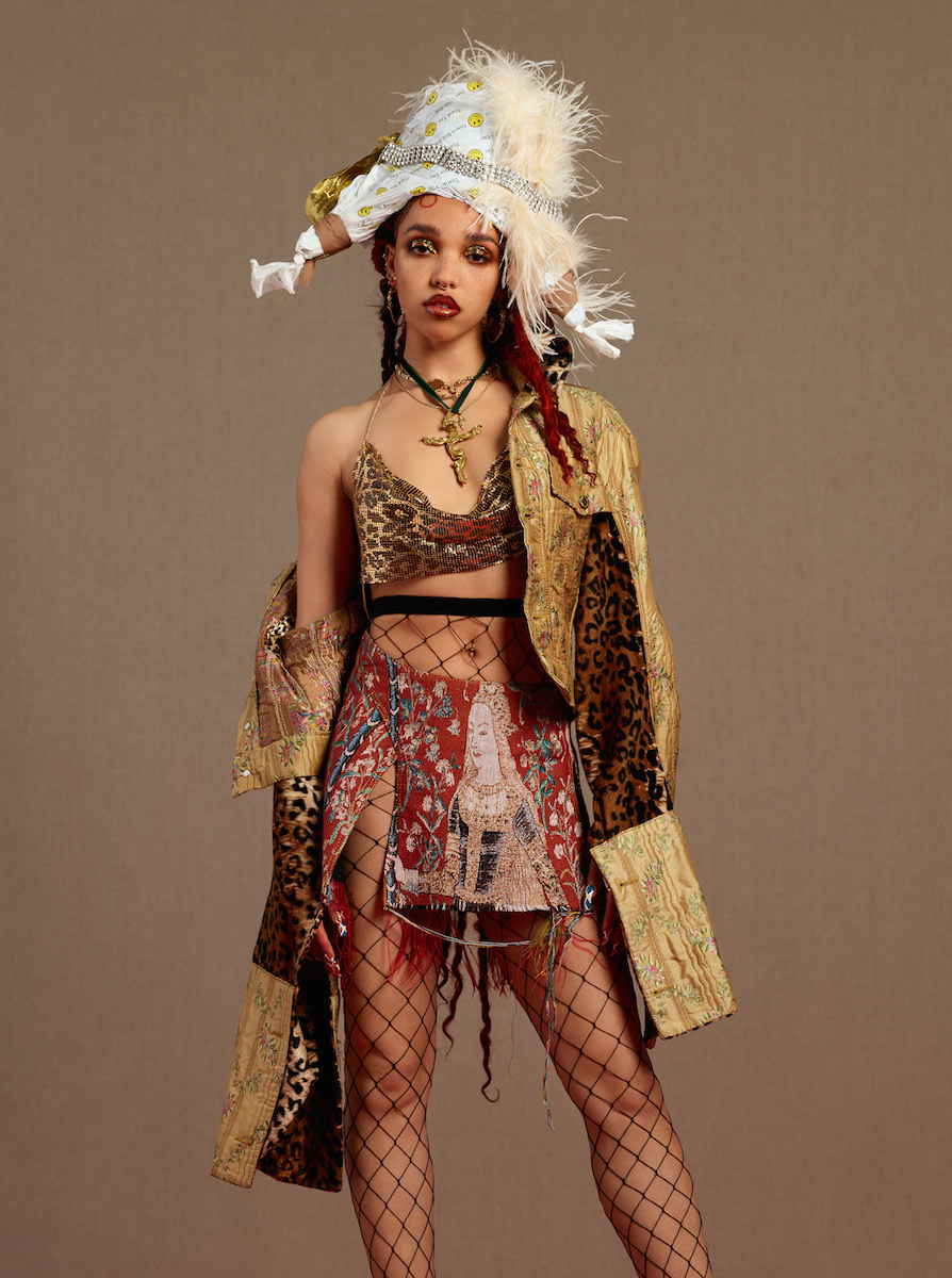 FKA twigs (Photo: Matthew Stone)