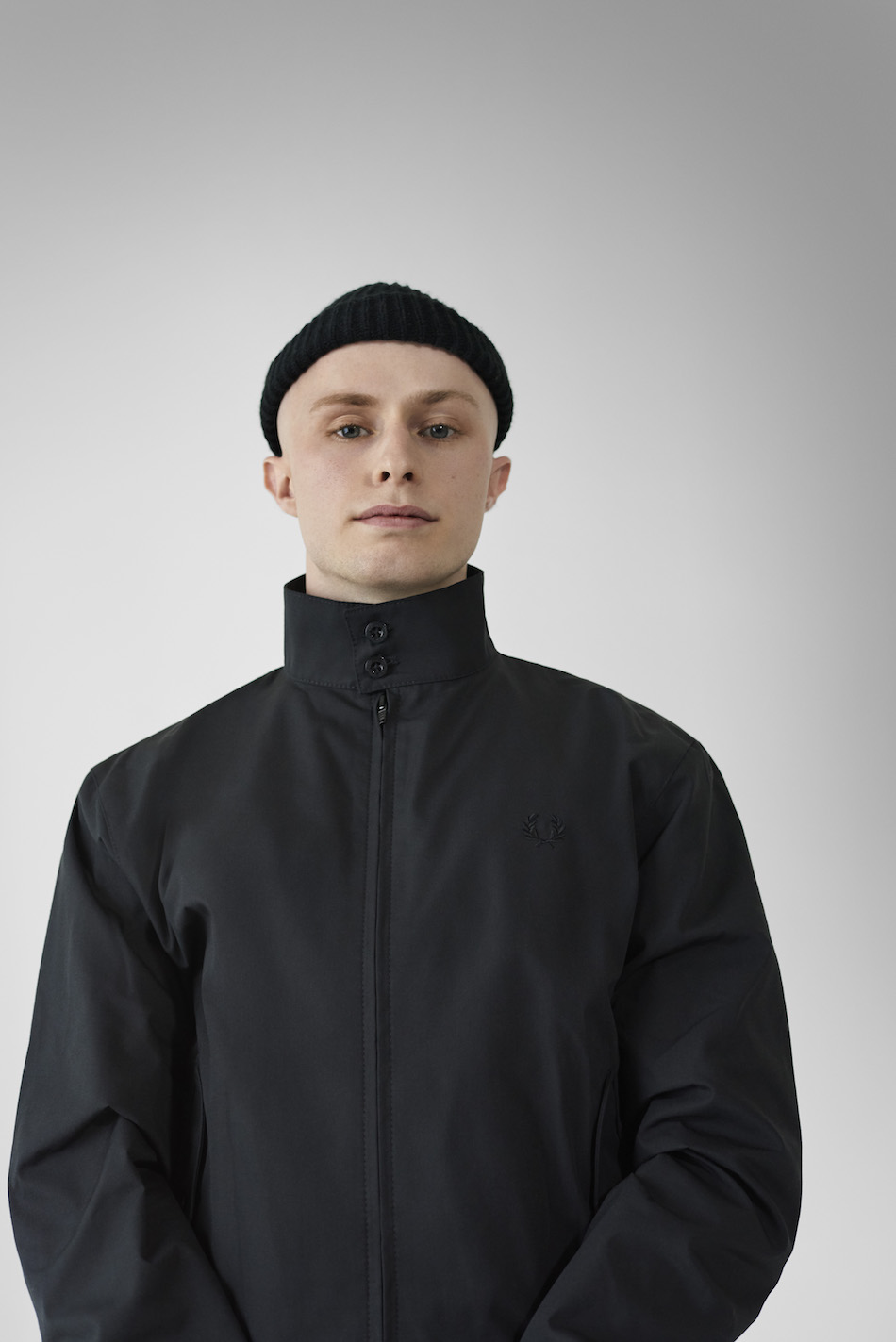 George Cox x Fred Perry
