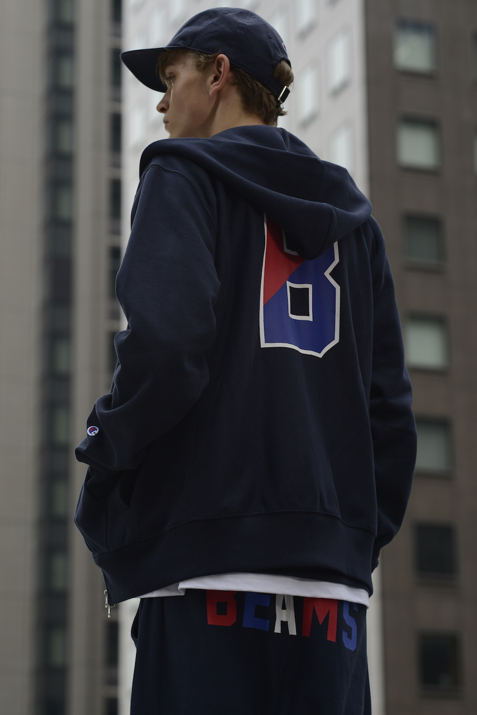 Champion x BEAMS: SS17