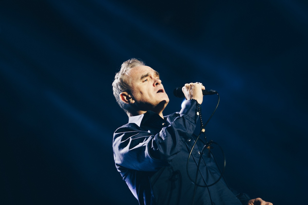 Morrissey - Way Out West 2016