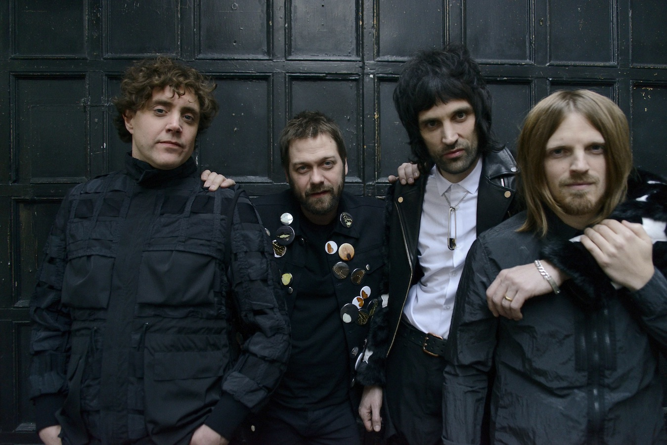 Kasabian frontman quits band as 'personal issues' impact his behaviour