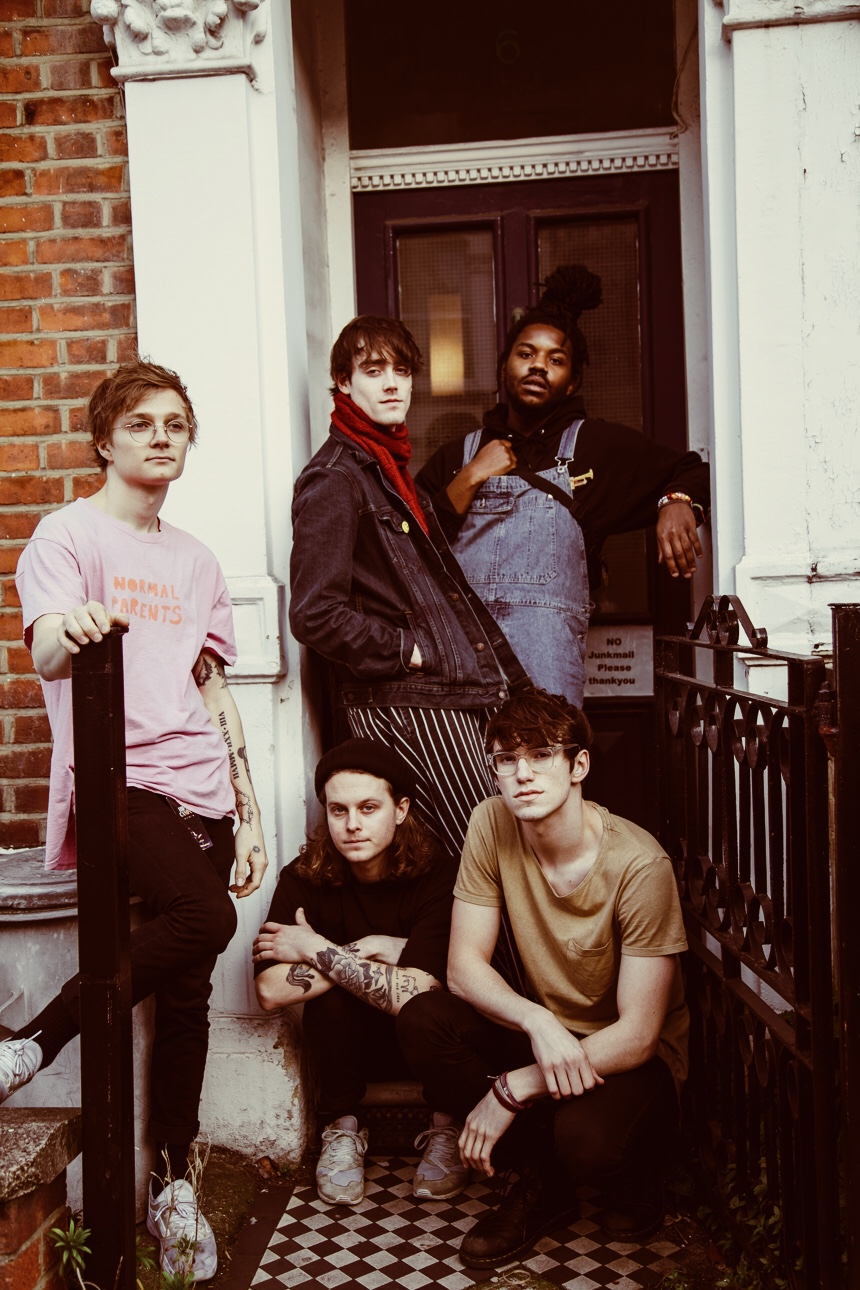 Owning The Platform: Clash Meets Hippo Campus | Features
