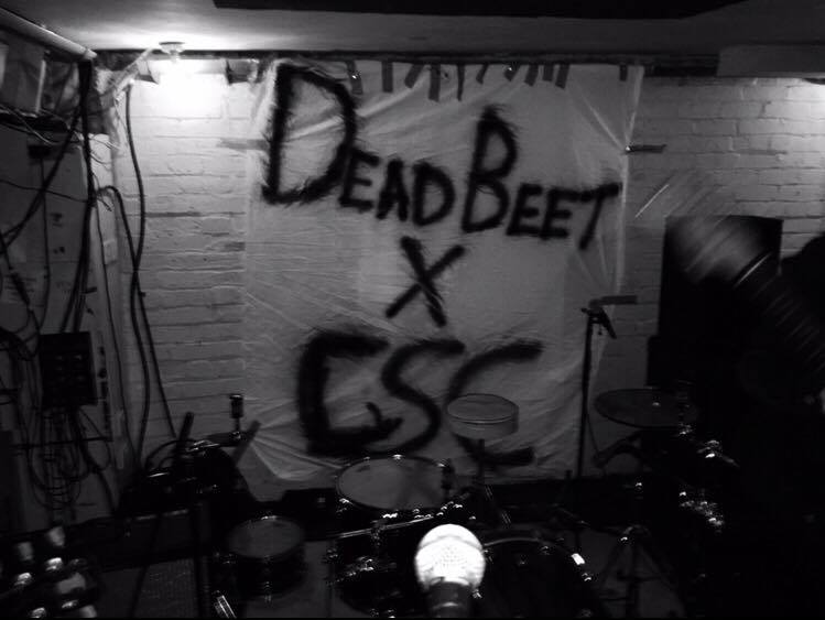 Dead Beet x CSC at 13th Note.