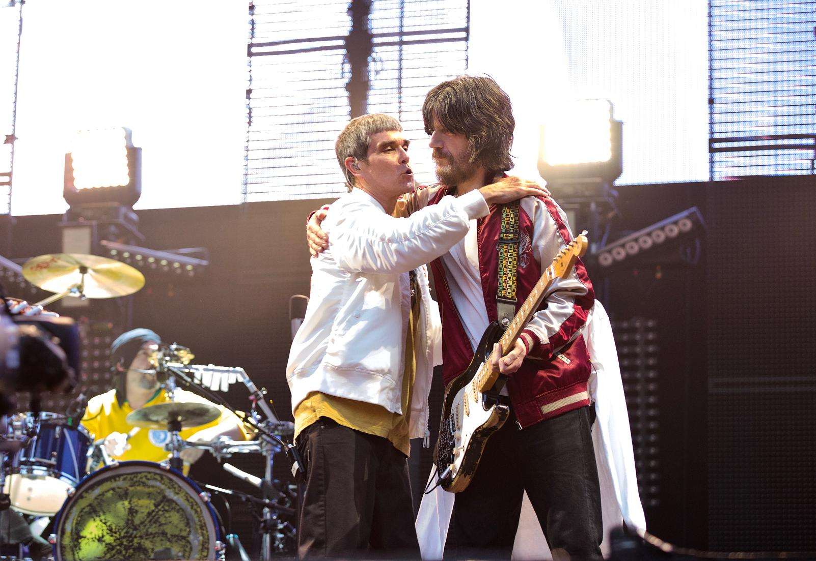 The Stone Roses, Wembley Stadium (Credit: Jamie MacMillan)