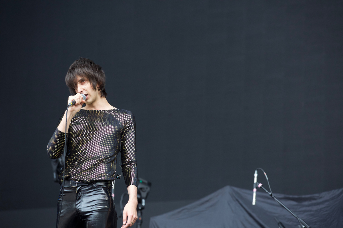 The Horrors (Credit: Jamie MacMillan)