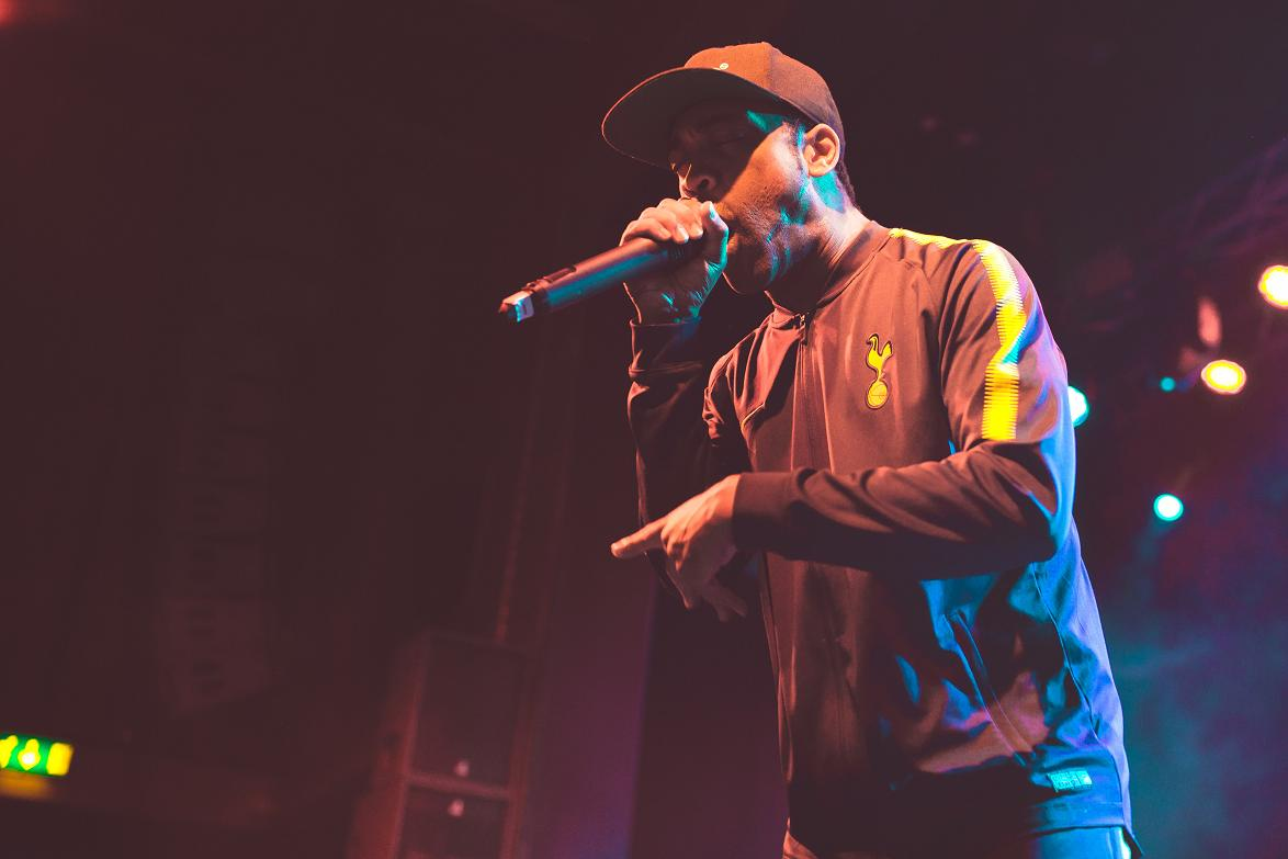 Wiley, Manchester Academy 2 (Credit: Lewis Evans)