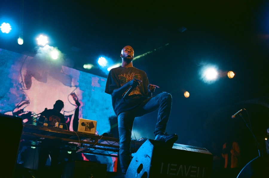 GoldLink + Friends, Heaven (Credit: Vicky Grout)