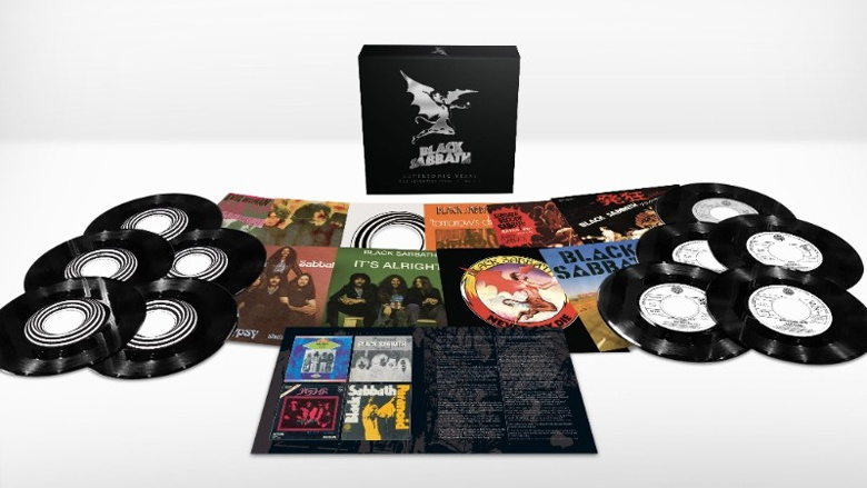 Supersonic Years – The Seventies Singles Box Se