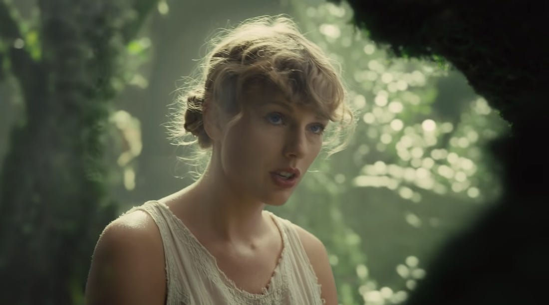 Taylor Swift Reveals Identity Behind Characters In Her Song 'Betty'