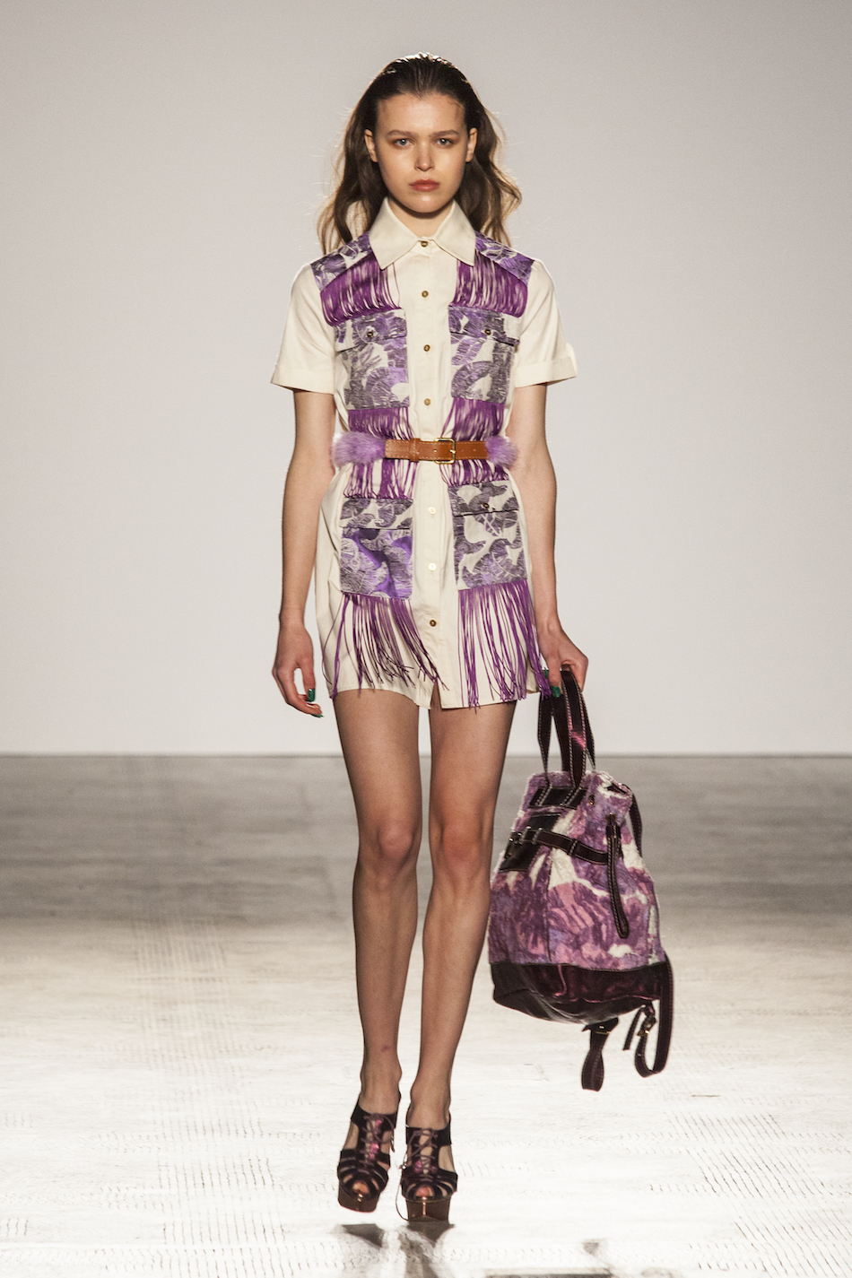 House Of Holland for Fashion In Motion
