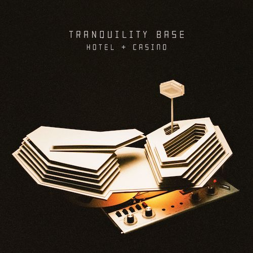 Arctic Monkeys - 'Tranquility Base Hotel + Casino'