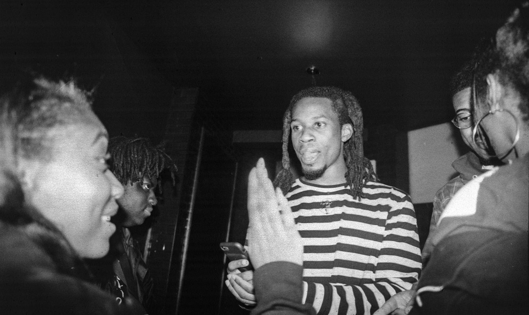 Denzel Curry, by Aliyah Otchere