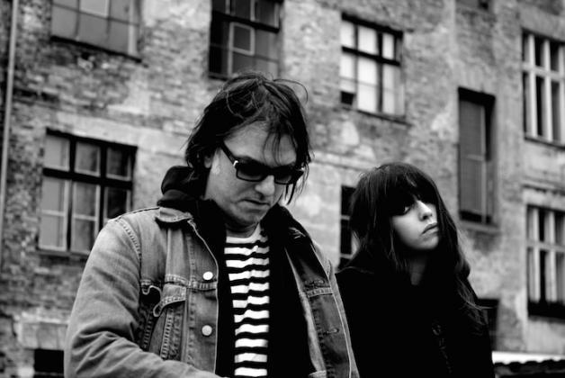 Anton Newcombe x Tess Parks