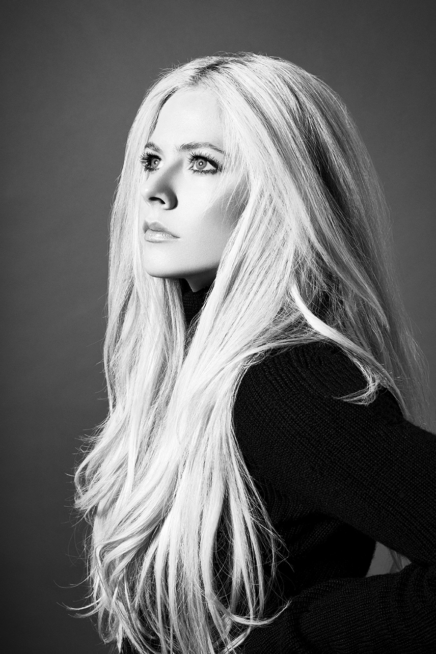 Avril Lavigne (Credit: David Needleman)