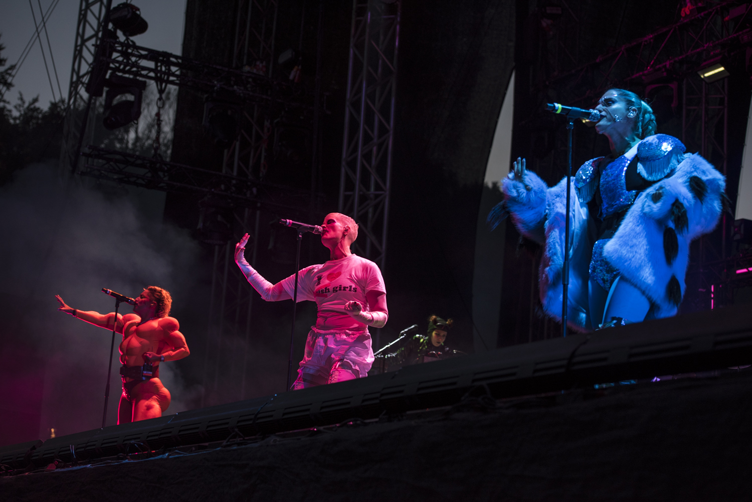 Fever Ray, Way Out West