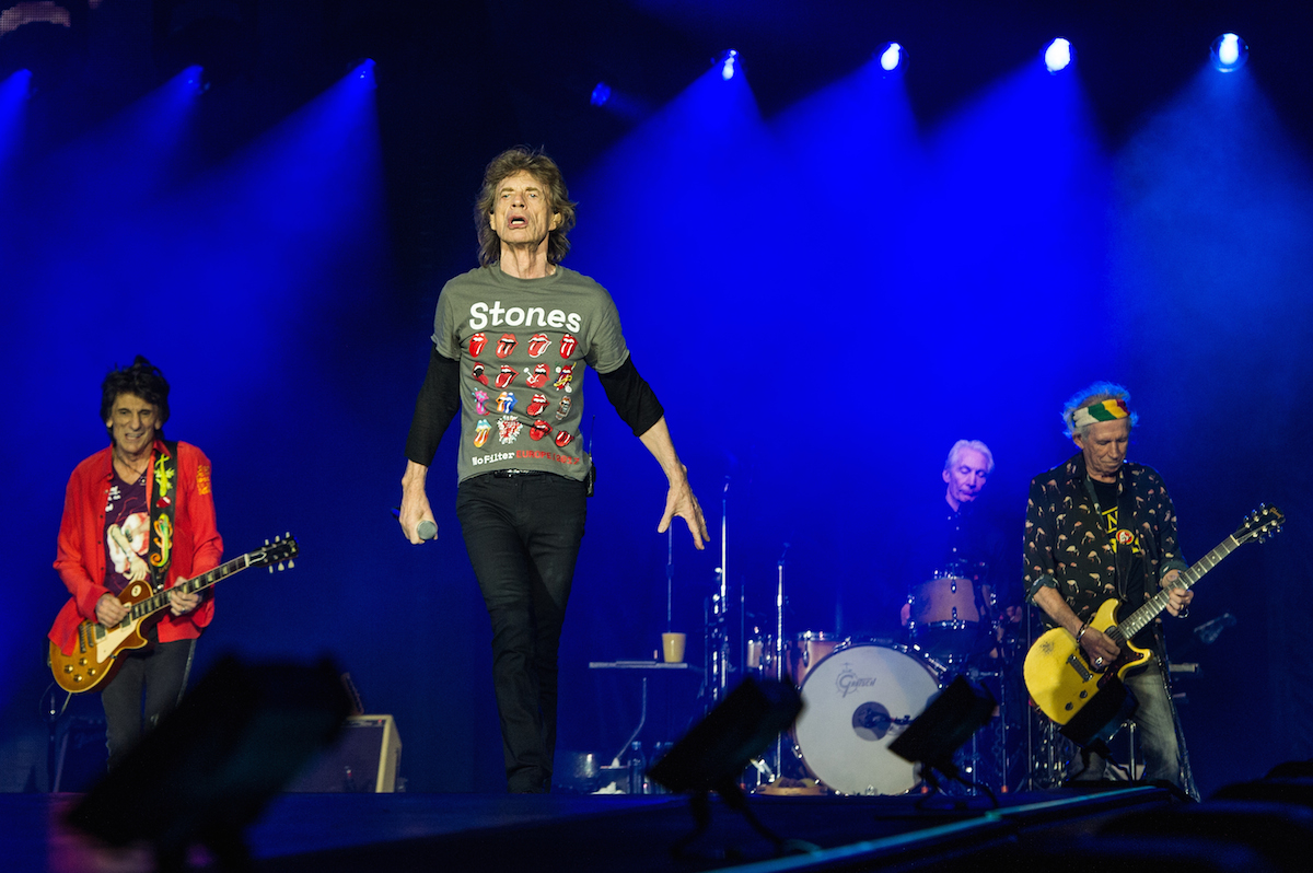 The Rolling Stones @ U Arena, Paris