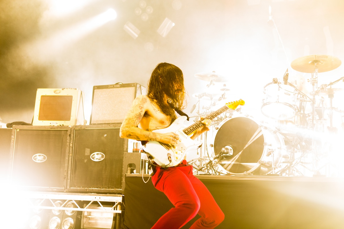 Biffy Clyro (Credit: Ben McQuaide)