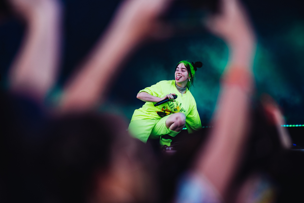 Billie Eilish (Photo: Charles Reagan Hackleman)
