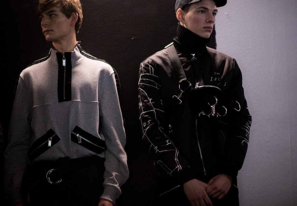LFWM AW17: Blood Brother
