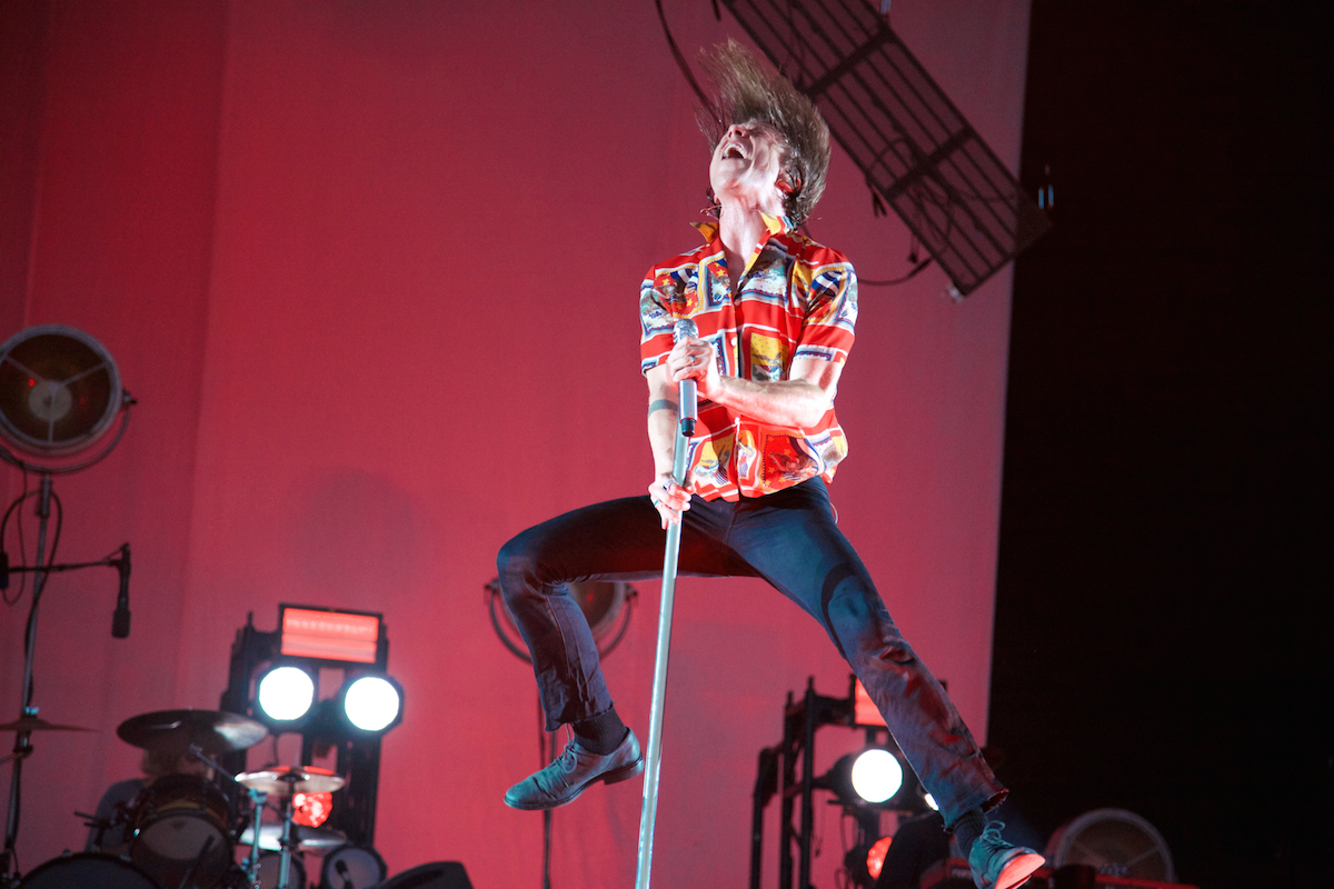 Cage The Elephant, ACL 2016