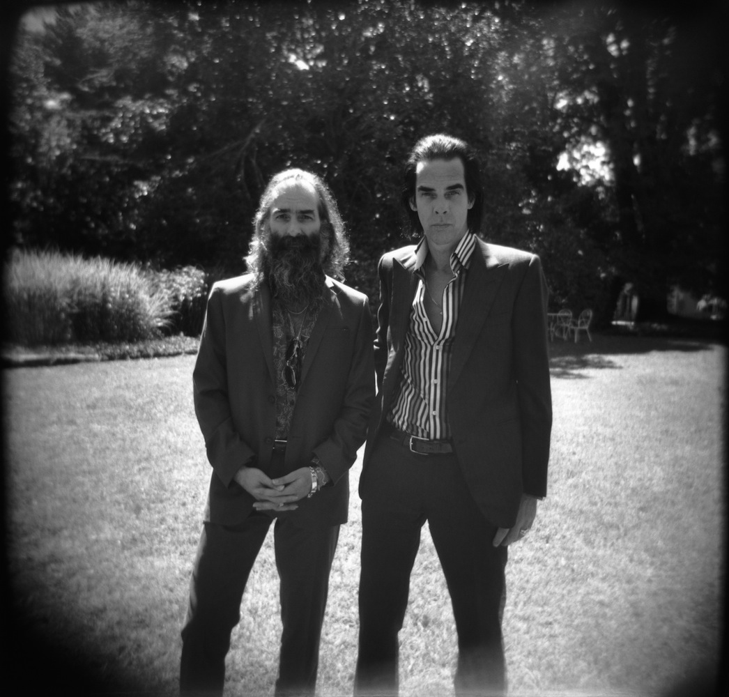 Warren Ellis x Nick Cave