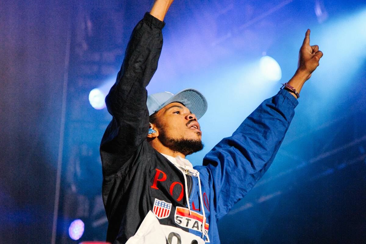 Chance The Rapper (Photo: Katherine Squier)