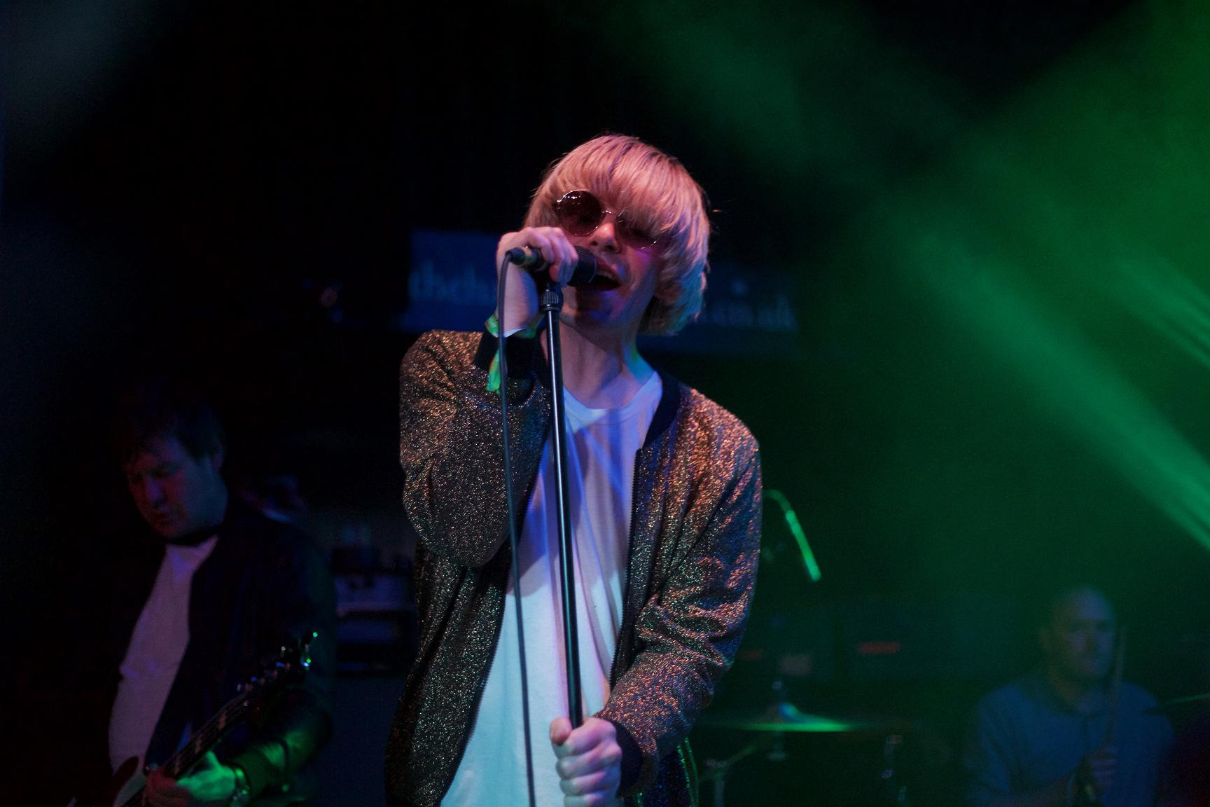 The Charlatans (Credit: Jamie MacMillan)