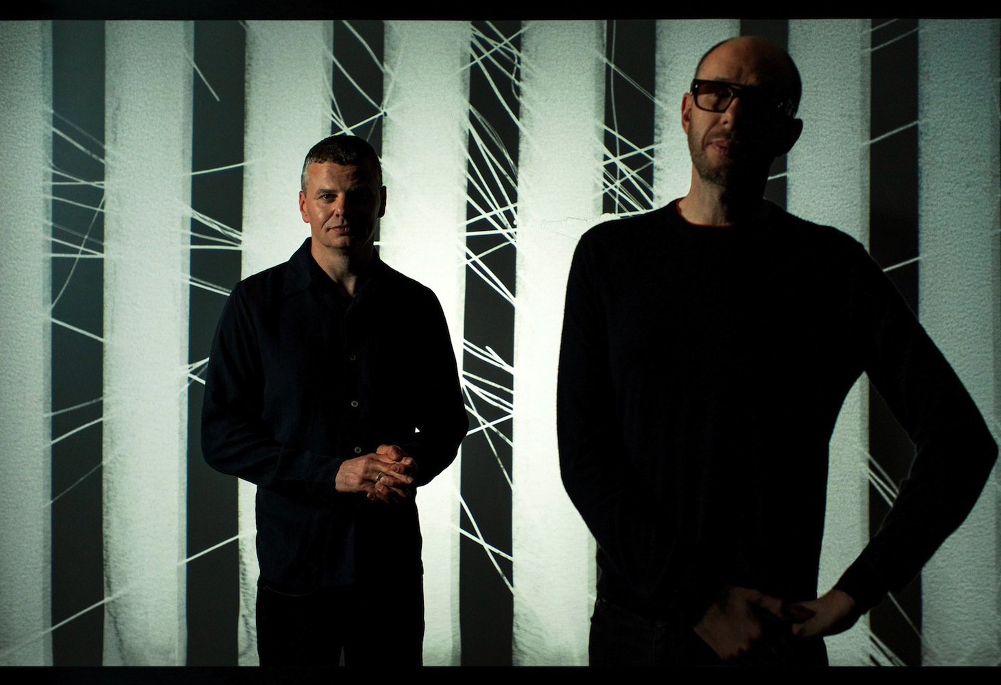 The Chemical Brothers (Credit: Hamish Brown)