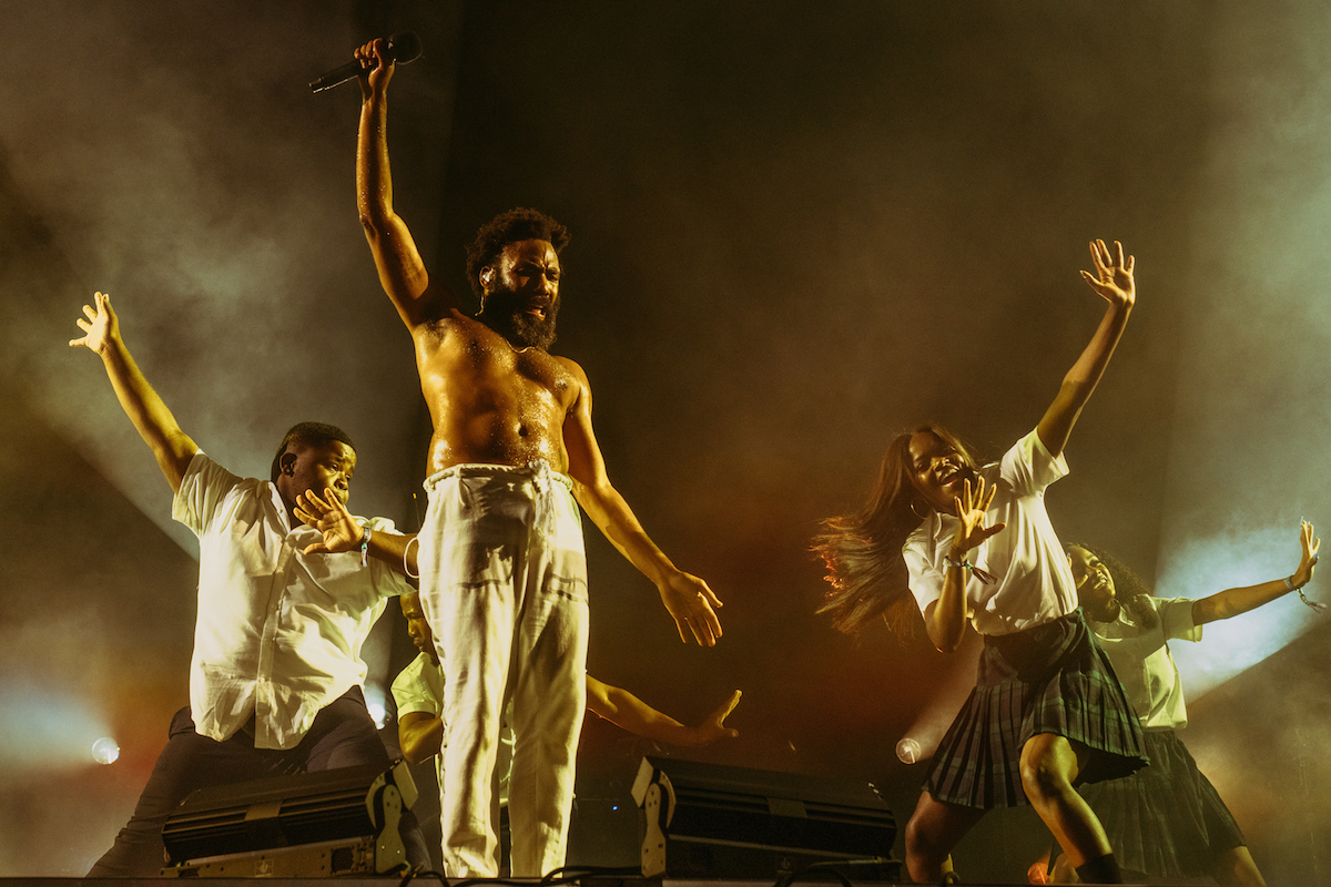 Childish Gambino (Photo: Greg Noire)