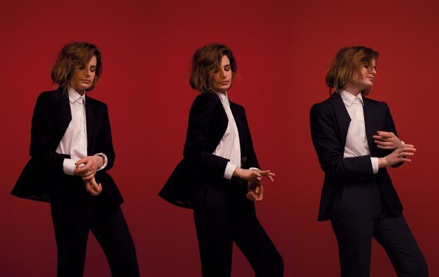 Christine and the Queens (Credit: Jeff Hahn)