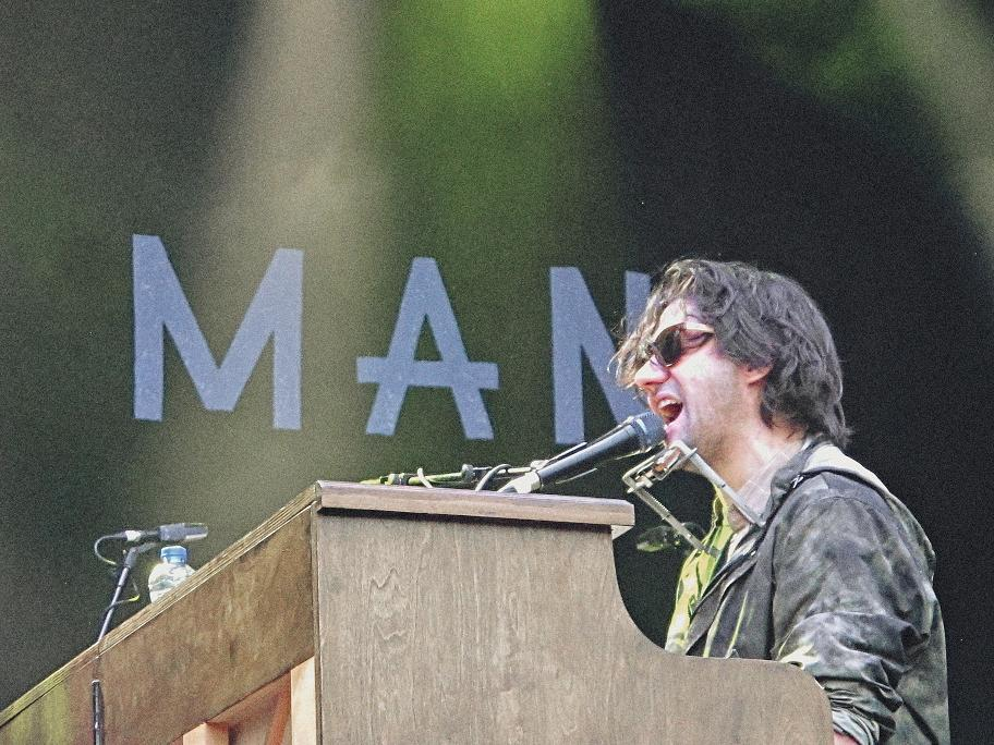 Conor Oberst, Green Man 2017 (Credit: Nick Rice)
