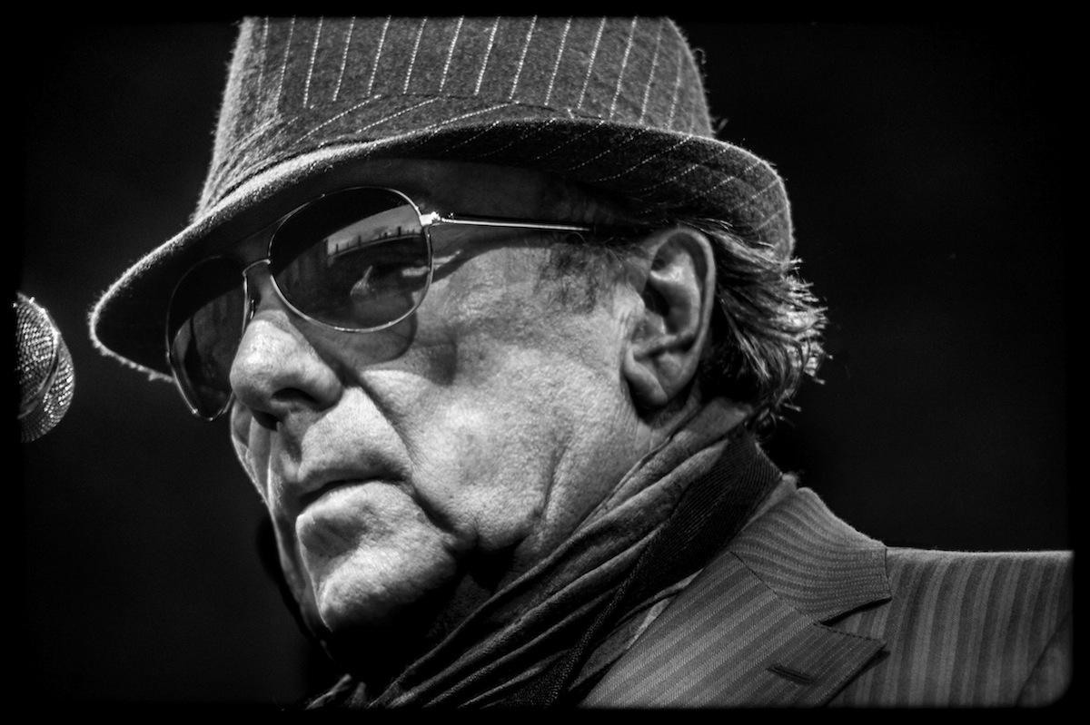 Van Morrison rails against virus restrictions in new songs