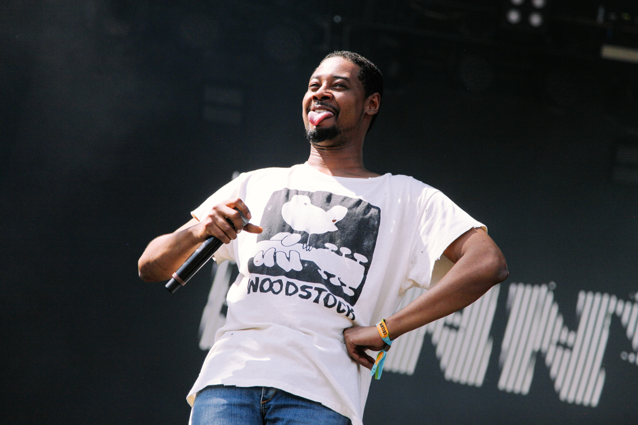 Danny Brown (Photo: Katherine Squier)