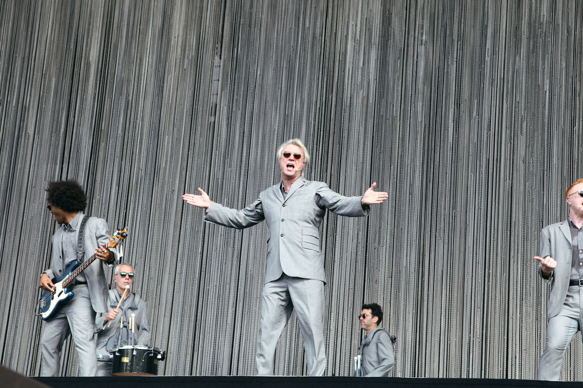 David Byrne (Photo: Katherine Squier)