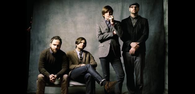 Death Cab For Cutie Working On New Material