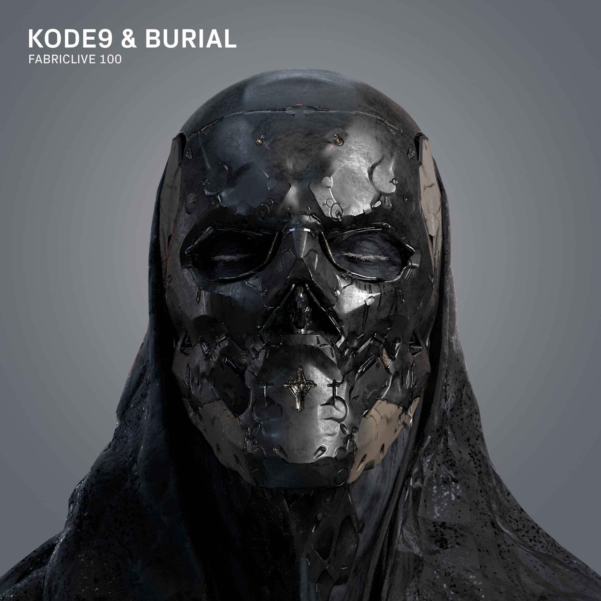 FabricLive: Kode9 and Burial