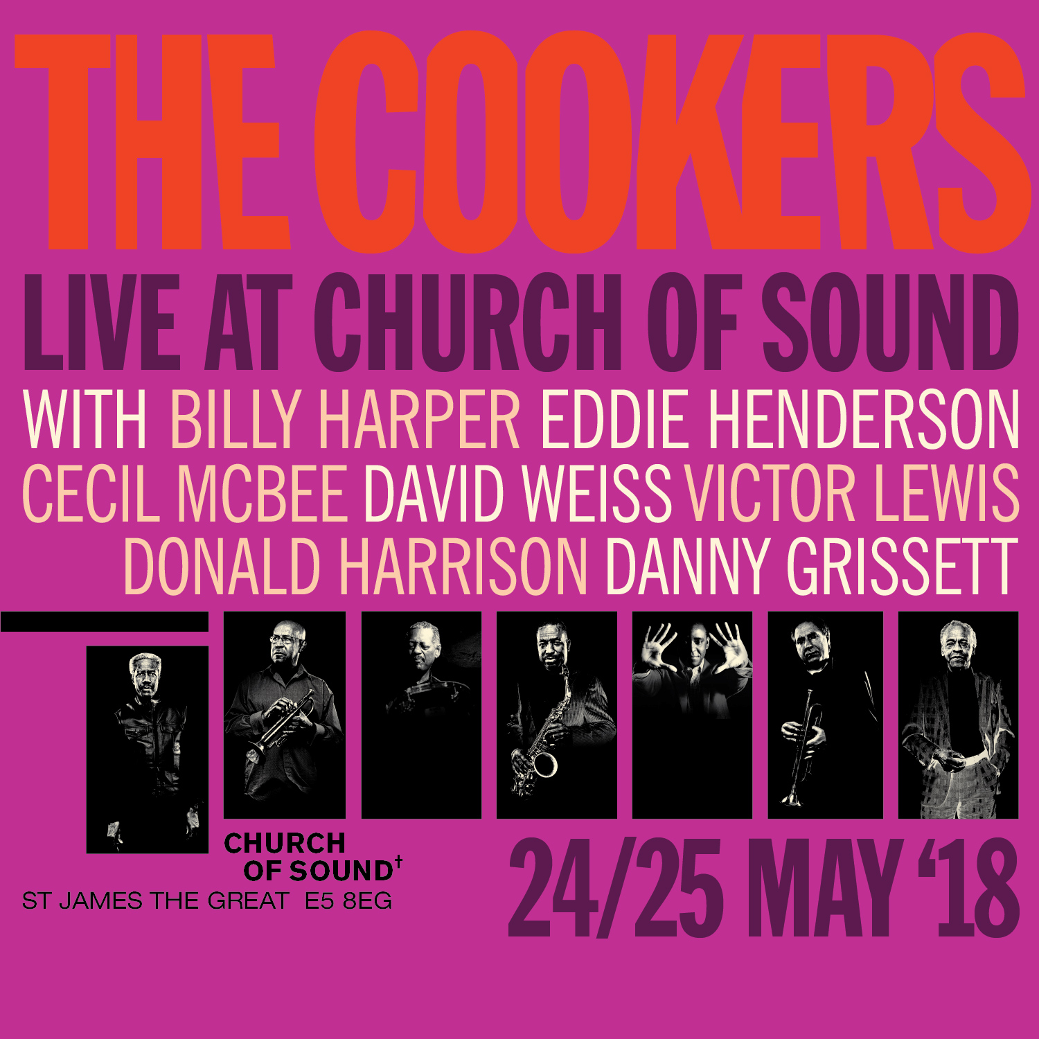 The Crookers @ Church Of Sound
