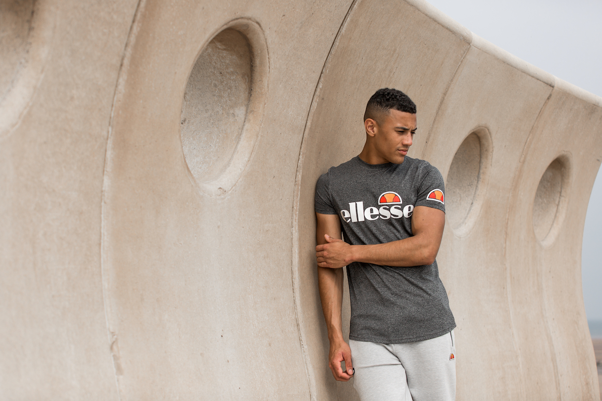 Ellesse's new spring/summer '17 collection