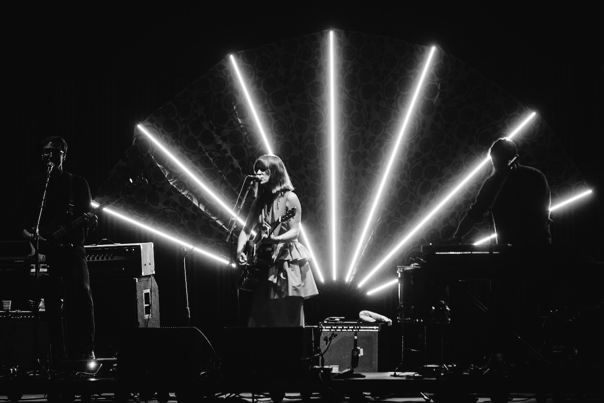 Feist (Credit: Michal Murawski)